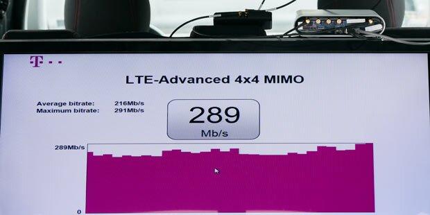 T-Mobile testet LTE mit 290 Mbit/s