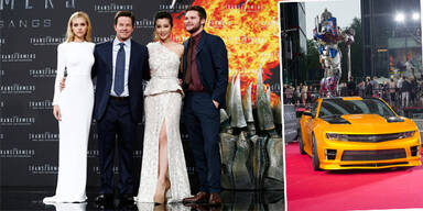 Transformers 4: Mark Wahlberg, Nicola Peltz, Jack Reynor, Bingbing Li
