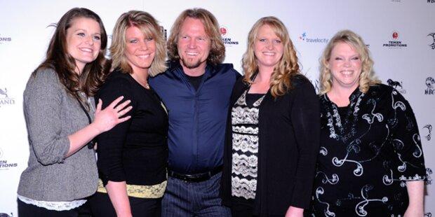 Polygam-Show: Brown erklärt den Alltag
