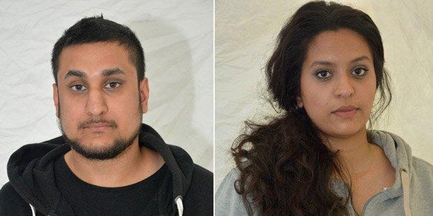 IS-Terror-Paar verriet Pläne auf Twitter