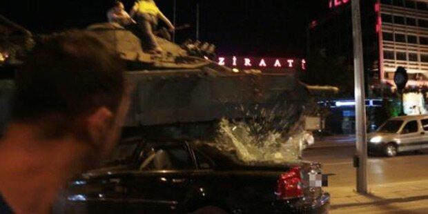 Armee verkündet formelles Ende des Putschversuchs
