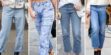 Mom-Jeans: Die 80er sind zurück