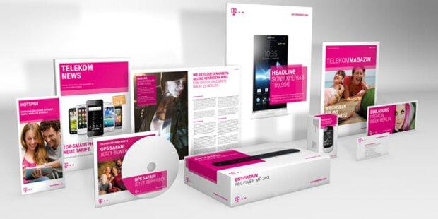 T-Mobile verpasst sich neuen Markenauftritt