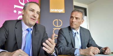 T-Mobile und Orange arbeiten zusammen