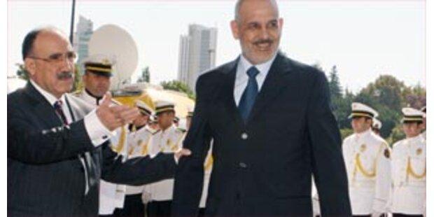 Abkommen zum Kampf gegen die PKK