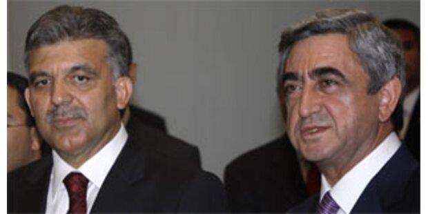 Türkei und Armenien wollen Beziehungen verbessern