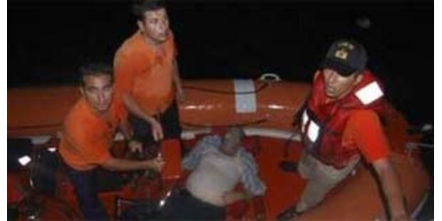 Fährenunglück in der Türkei - ein Toter