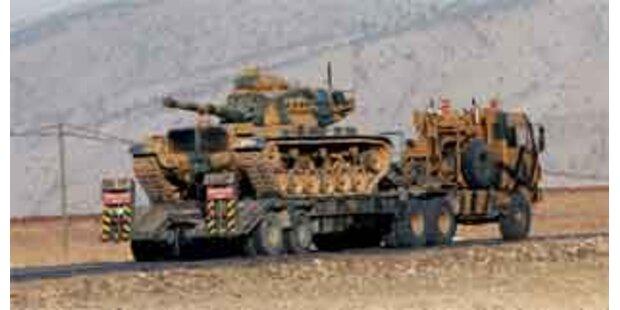 Türkei beschießt nordirakische Dörfer