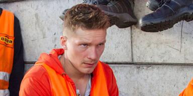 """Jacob Matschenz im """"Tatort - Alle meine Jungs"""""""
