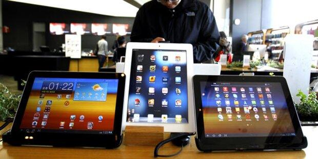 Apple weist Angebot von Samsung zurück
