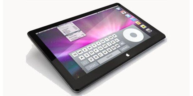Tablet-PC-Entwicklung wird Chefsache