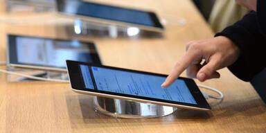 iPad-Dieb beim Porno-Schauen erwischt