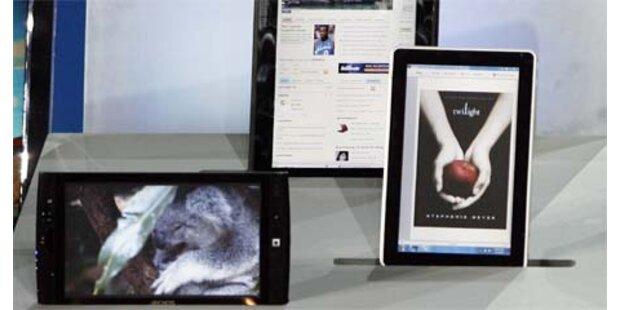 Sind Microsofts Tablet-PCs schlecht?