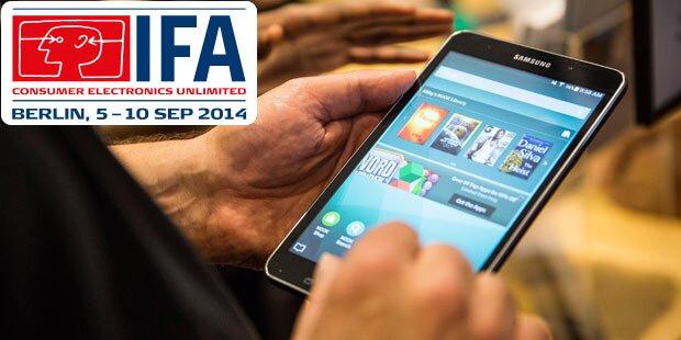 IFA 2014: Wearables, UHD-TVs & Smart Home