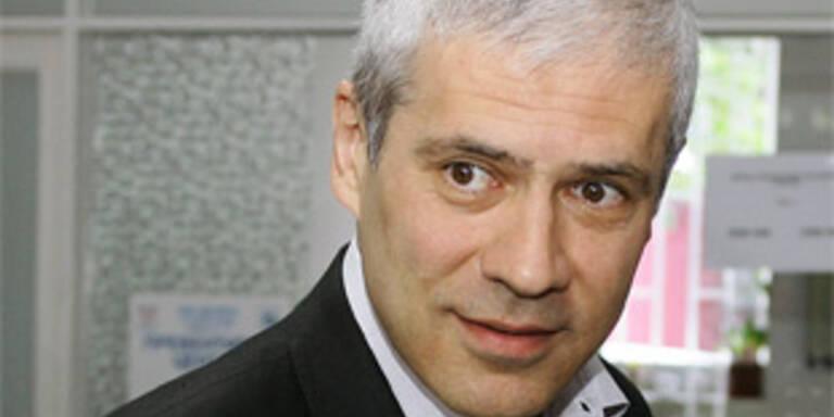 Serbiens Präsident Boris Tadic