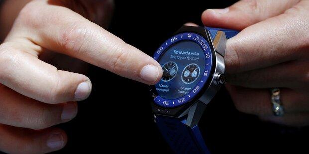 Neue Smartwatches von Montblanc & Tag Heuer
