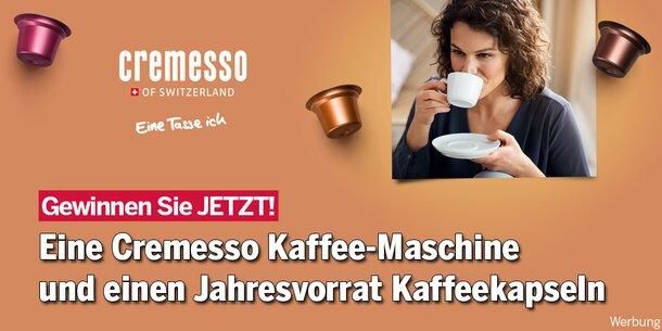 Eine Kaffee-Maschine für Ihre Familie!
