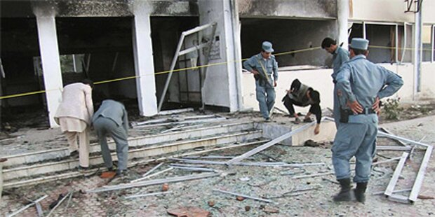 Zwei Deutsche bei Anschlag getötet