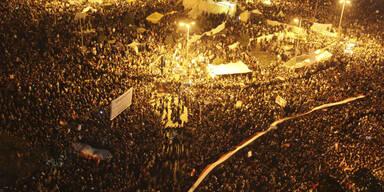 Tahrir-Platz Kairo Ägypten