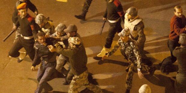 Wieder Zusammenstöße am Tahrir-Platz