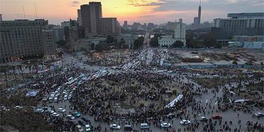 Tahrir-Platz, Kairo