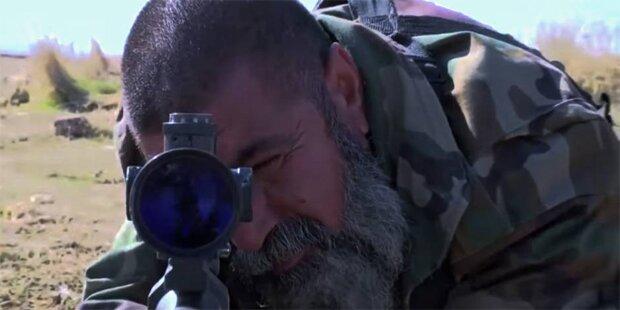 Dieser Sniper-Opa tötete 321 ISIS-Terroristen