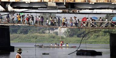 Philippinen rüsten sich für Mega-Taifun