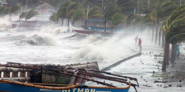Jahrhundert-Taifun: 1.200 Tote