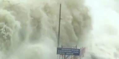 "China: Dutzende Tote durch Taifun ""Usagi"""