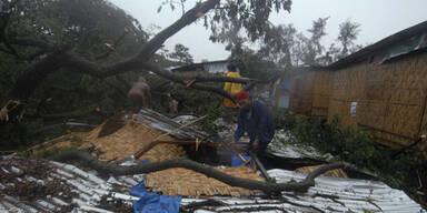 238 Tote durch Taifun auf Philippinen