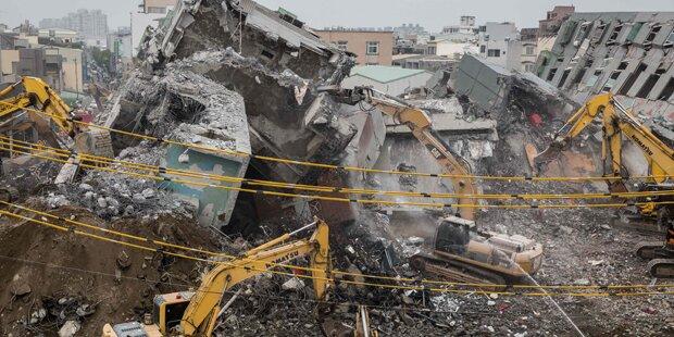 Erdbeben: Zahl der Toten auf 108 gestiegen