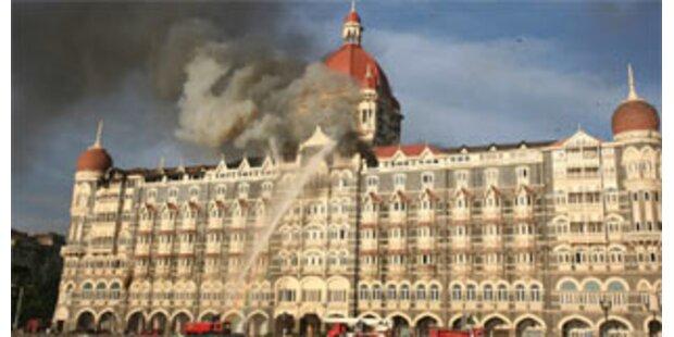 Gerettete Österreicher stecken in Bombay fest