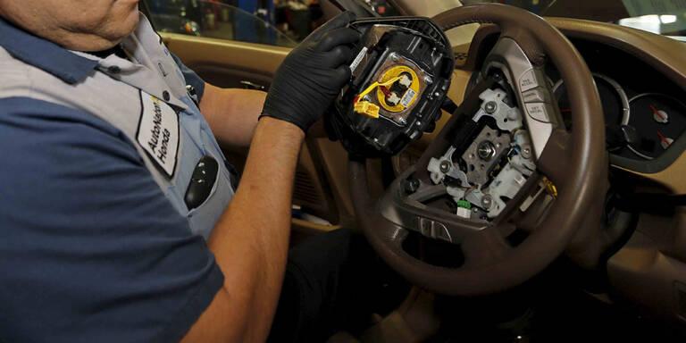 Airbag-Debakel könnte 24 Mrd. Dollar kosten