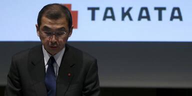 Takata-Chef kündigte seinen Rücktritt an