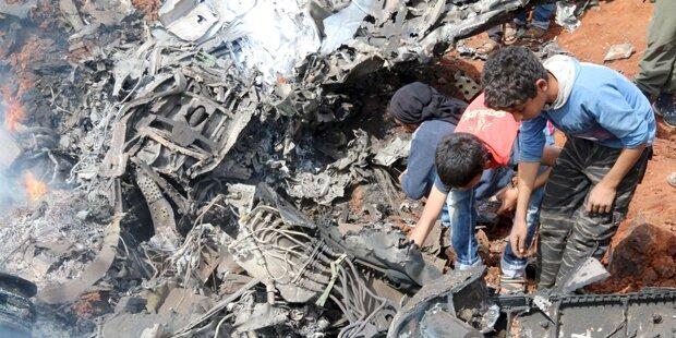 Syrien: Schwerste Gefechte seit Feuerpause