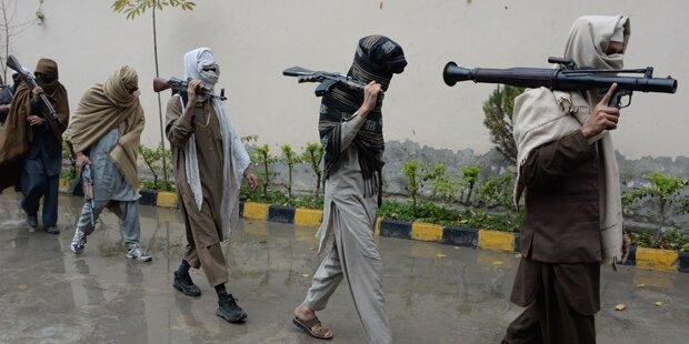 USA: Taliban-Führer Mansour angeblich getötet.