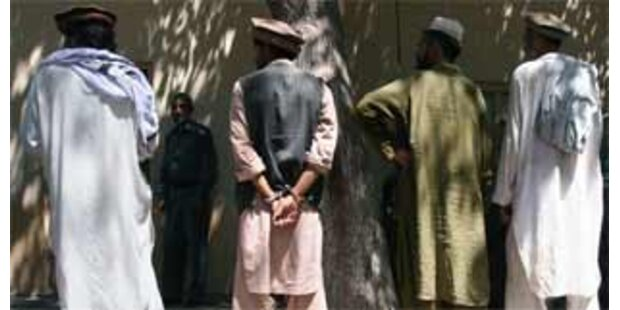 CIA bot Taliban Regierungsbeteiligung an