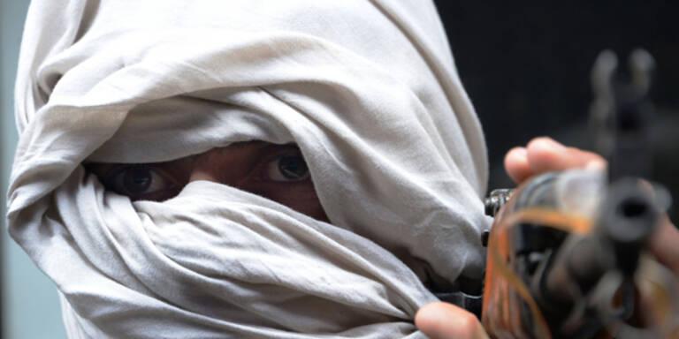 Taliban häuten Mann bei lebendigem Leibe