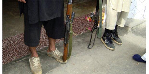 Liebespaar von Taliban hingerichtet
