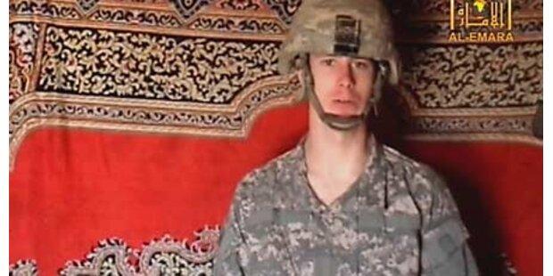Entführter US-Soldat auf Taliban-Video