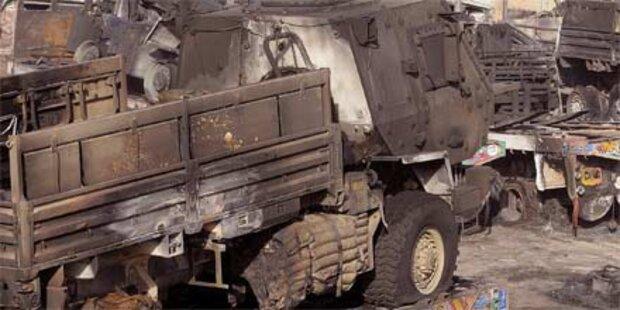 Afghanistan: Acht NATO-Soldaten getötet