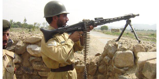 30 Taliban-Kämpfer getötet