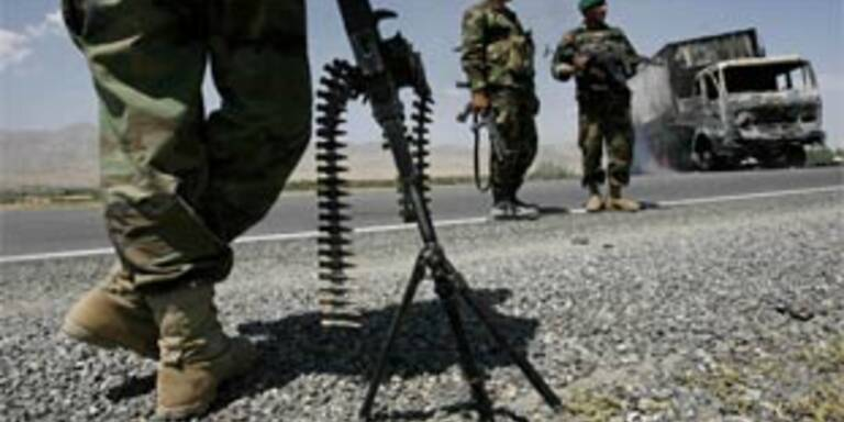 Taliban lassen 211 Soldaten frei
