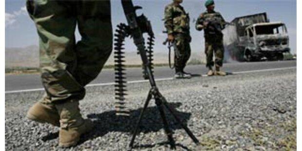 Taliban-Kämpfer schnitten Lehrer die Ohren ab