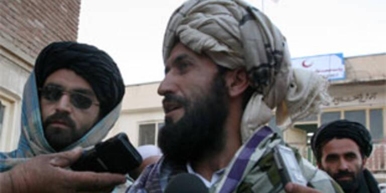 Taliban-Führer stellt Rasieren unter Strafe