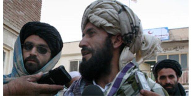 Taliban kontrollieren zehn Prozent Afghanistans