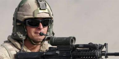 NATO tötet Hunderte Taliban in Afghanistan