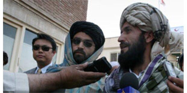 Taliban kaufen Waffen mit 20-Mio-Dollar-Lösegeld