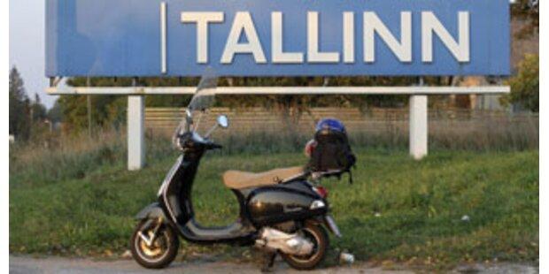 Sechs Tote bei Brand in  besetztem Haus in Tallinn