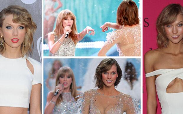 Taylor Swift: Eifert sie Karlie Kloss nach?